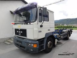 MAN F 2000 26.463 1997 Swap chassis Truck