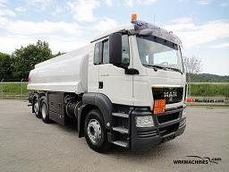 MAN TGA 26.320 2010 Tank truck