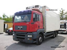 MAN TGA 26.430 2005 Refrigerator Truck