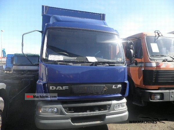 2005 DAF LF 55 55.180 Truck over 7.5t Box photo