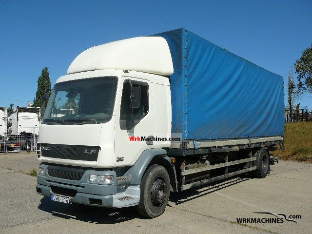 2003 DAF LF 55 FA 55.250 Truck over 7.5t Other trucks over 7,5t photo