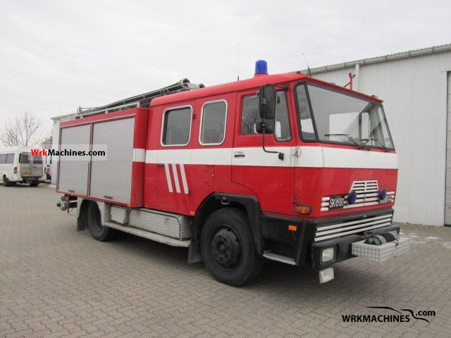 1982 DAF F 1600 1600 Truck over 7.5t Other trucks over 7,5t photo
