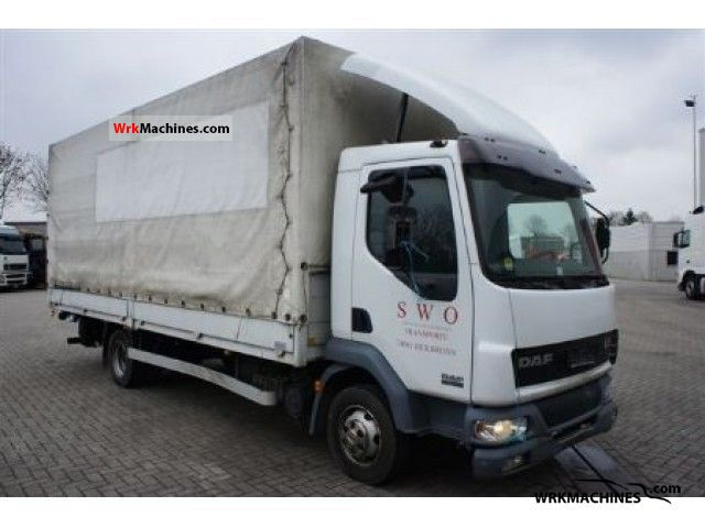 2005 DAF LF 45 45.180 Truck over 7.5t Other trucks over 7,5t photo