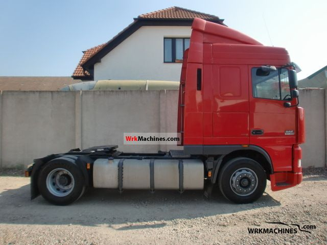 2000 DAF 95 XF FT 95 XF 430 Semi-trailer truck Standard tractor/trailer unit photo
