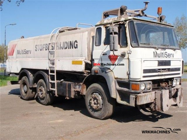 1986 DAF F 2500 2500 Truck over 7.5t Other trucks over 7,5t photo