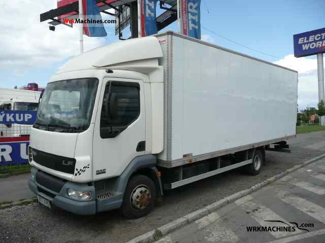 2004 DAF LF 45 45.180 Truck over 7.5t Box photo