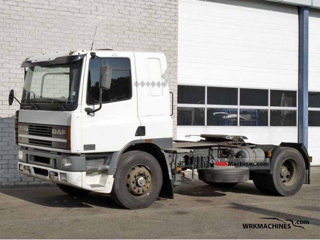 2000 DAF 75 CF 75 CF 320 Semi-trailer truck Other semi-trailer trucks photo
