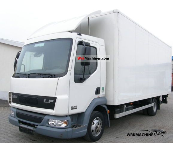 2006 DAF LF 45 45.220 Van or truck up to 7.5t Box photo