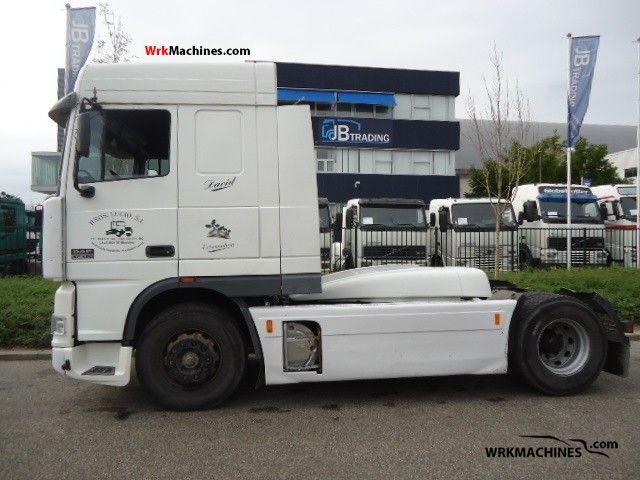 DAF 95 XF 95 XF 480 1998 Standard tractor/trailer unit
