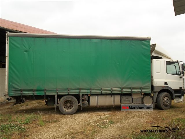 2000 DAF 85 CF 85 CF 340 Truck over 7.5t Other trucks over 7,5t photo