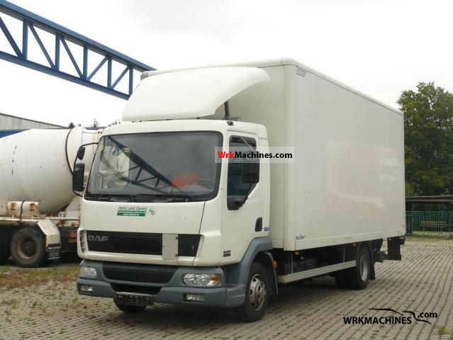 2006 DAF LF 45 45.180 Truck over 7.5t Box photo