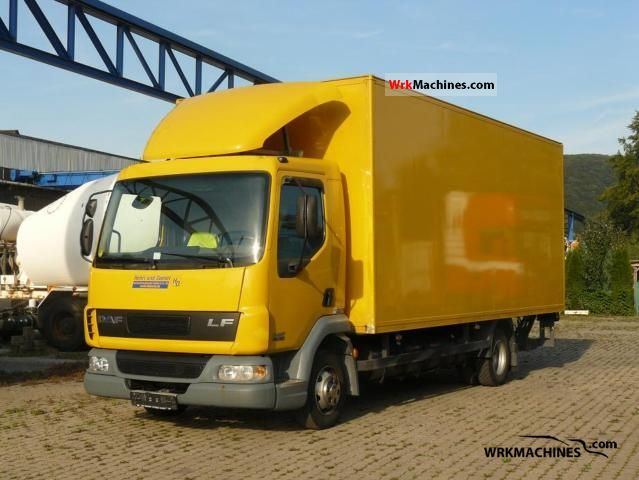 2007 DAF LF 45 45.180 Truck over 7.5t Box photo