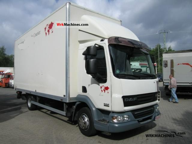 2007 DAF LF 45 45.220 Truck over 7.5t Box photo