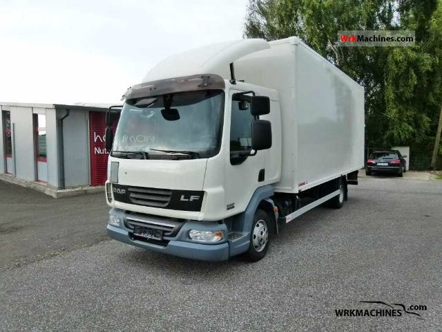 2007 DAF LF 45 45.180 Van or truck up to 7.5t Box photo