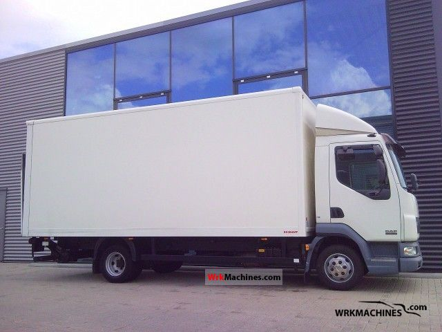 2006 DAF LF 45 45.150 Truck over 7.5t Box photo