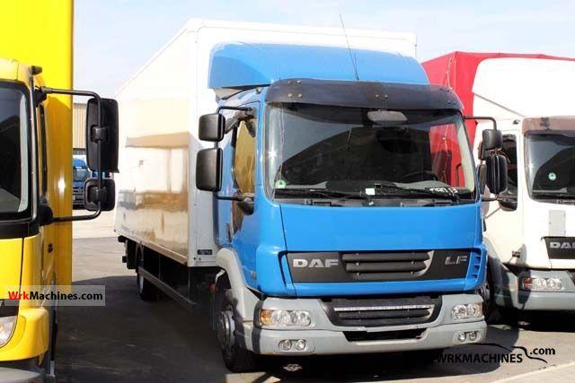 2007 DAF LF 45 45.250 Truck over 7.5t Box photo