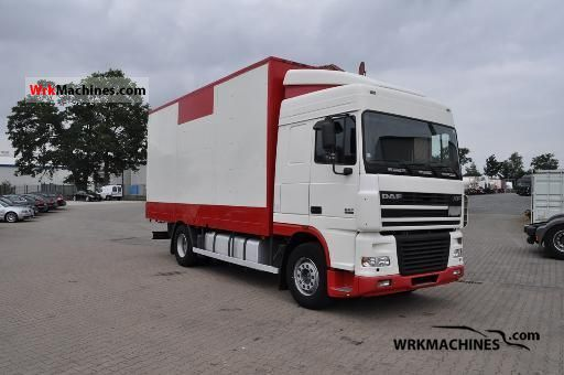 2006 DAF XF 95 95.480 Truck over 7.5t Box photo