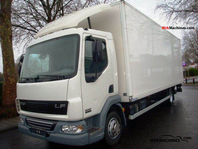 2006 DAF LF 45 45.220 Truck over 7.5t Box photo