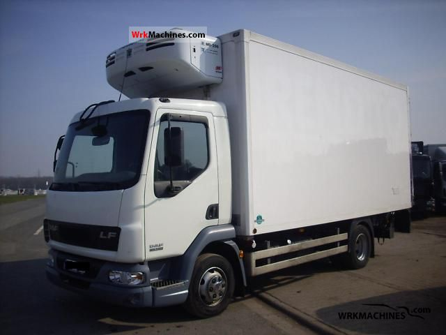 2006 DAF LF 45 45.150 Van or truck up to 7.5t Refrigerator body photo