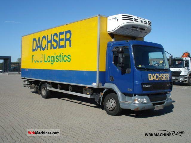 2006 DAF LF 45 45.220 Truck over 7.5t Refrigerator body photo