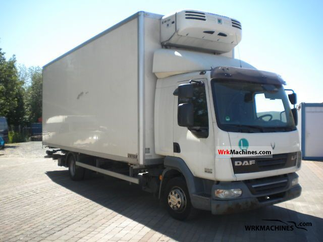 2007 DAF LF 45 45.250 Truck over 7.5t Refrigerator body photo