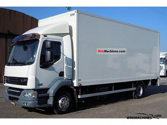 2007 DAF LF 55 55.220 Truck over 7.5t Box photo