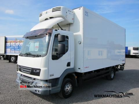 2006 DAF LF 45 45.250 Truck over 7.5t Refrigerator body photo