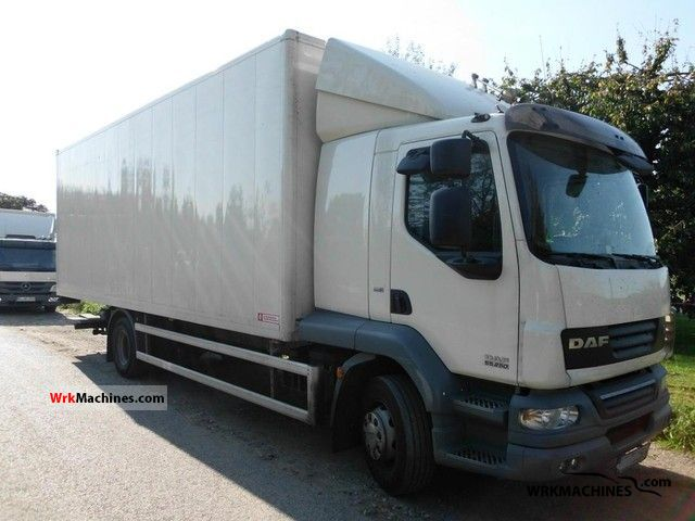 2007 DAF LF 55 55.250 Truck over 7.5t Box photo