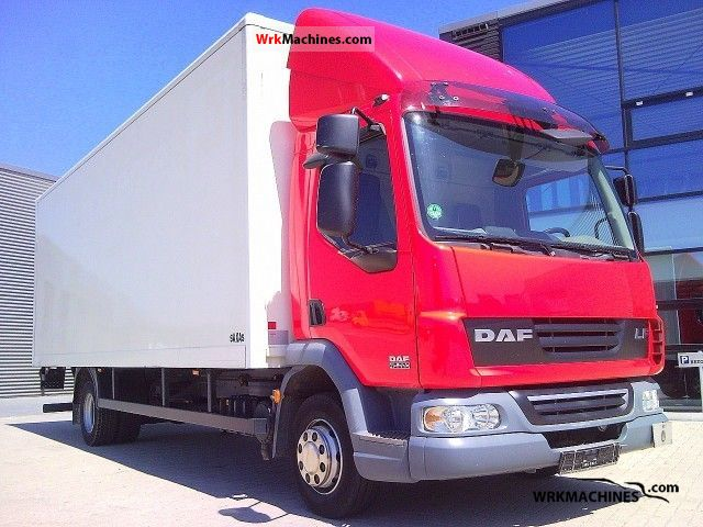 2008 DAF LF 45 45.220 Truck over 7.5t Box photo