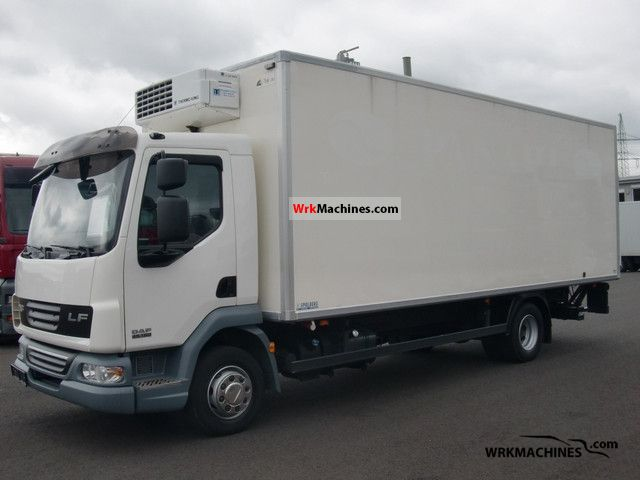 2007 DAF LF 45 45.180 Truck over 7.5t Refrigerator body photo