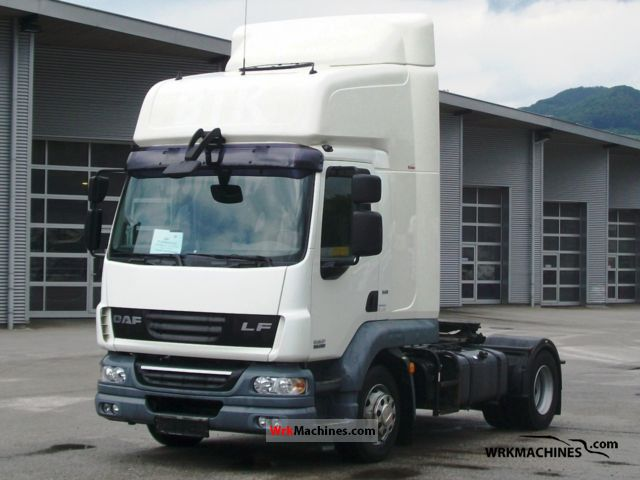 2008 DAF LF 55 55.250 Semi-trailer truck Standard tractor/trailer unit photo