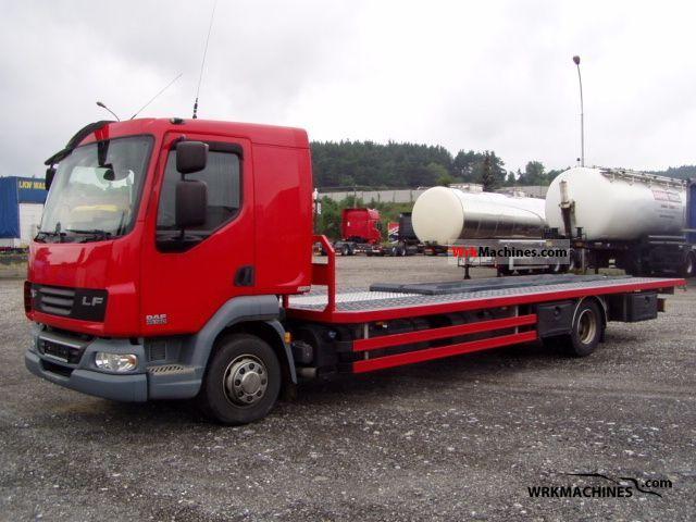 2008 DAF LF 45 45.180 Truck over 7.5t Breakdown truck photo
