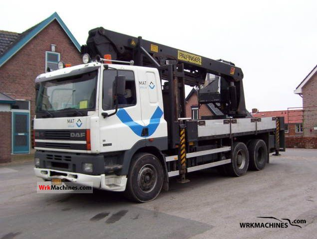 1996 DAF 85 FAS 85.330 Truck over 7.5t Other trucks over 7,5t photo