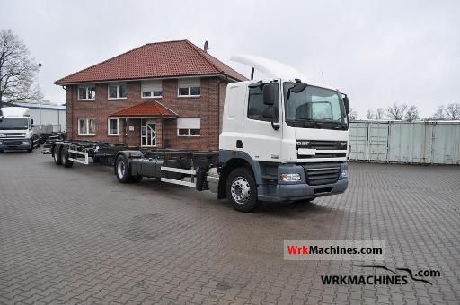 2007 DAF CF 85 85.360 Truck over 7.5t Swap chassis photo