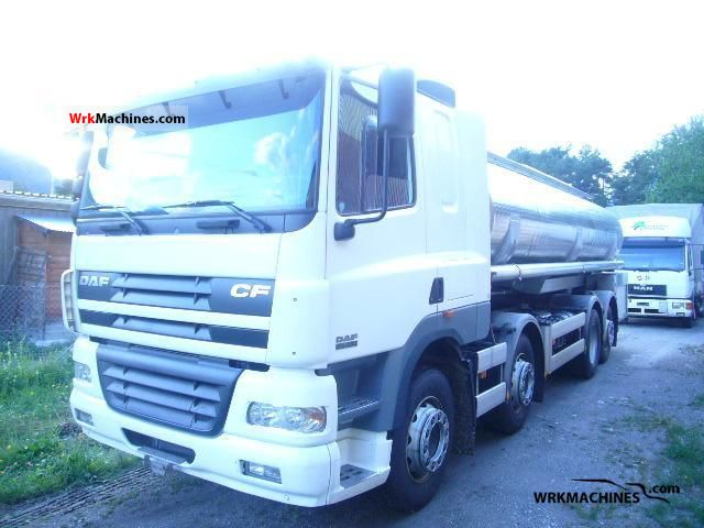 2003 DAF CF 85 85.480 Truck over 7.5t Tank truck photo