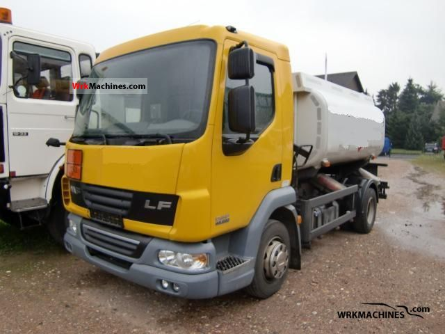 2006 DAF LF 45 45.220 Truck over 7.5t Tank truck photo