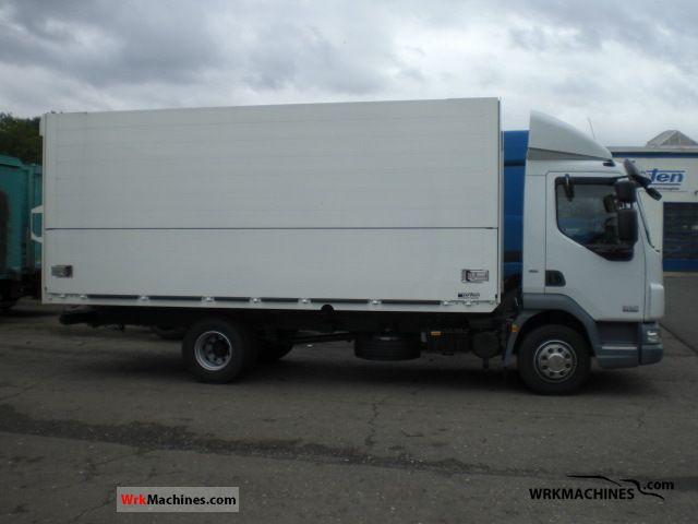 2011 DAF LF 45 45.220 Truck over 7.5t Beverage photo