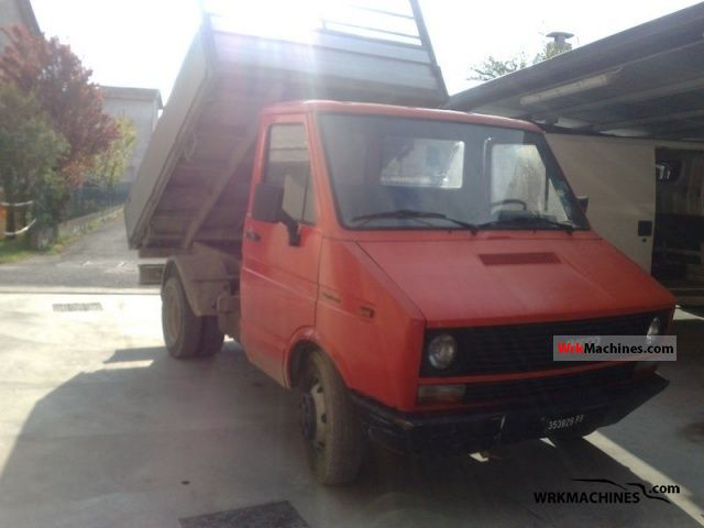 1981 IVECO Daily I 35-8 Van or truck up to 7.5t Other vans/trucks up to 7,5t photo
