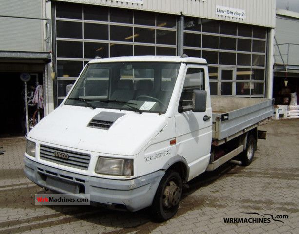 1991 IVECO Daily I 40-10 Van or truck up to 7.5t Stake body photo