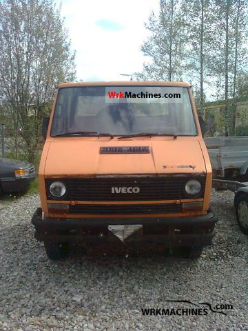 1995 IVECO Daily I 40-10 Van or truck up to 7.5t Other vans/trucks up to 7,5t photo
