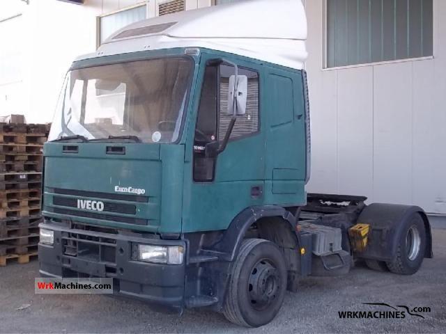1993 IVECO EuroCargo 320 E 27 T Semi-trailer truck Standard tractor/trailer unit photo