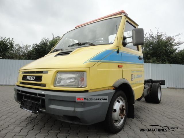 1999 IVECO Daily I 35-10 Van or truck up to 7.5t Chassis photo