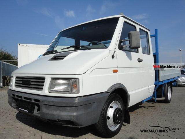 1996 IVECO Daily I 35-10 Van or truck up to 7.5t Stake body photo