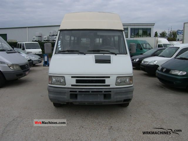 1995 IVECO Daily I 40-12 Coach Clubbus photo