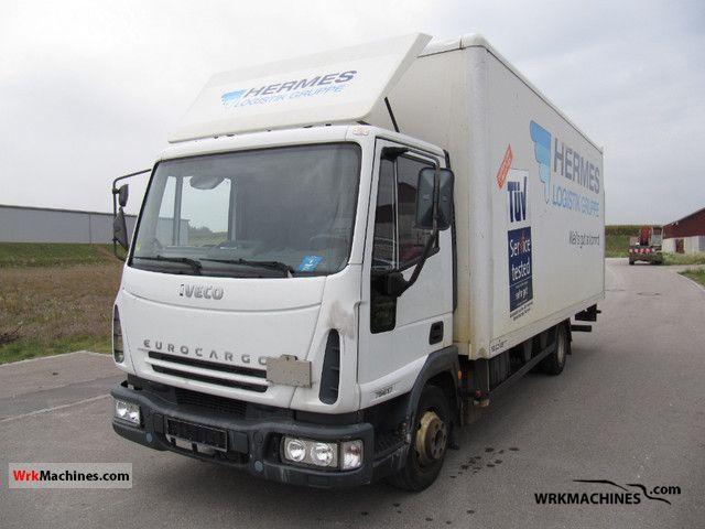 2005 IVECO EuroCargo 75 E 17 Truck over 7.5t Box photo