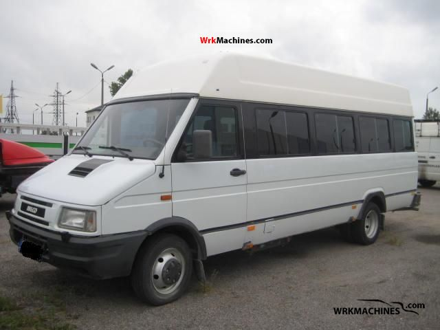 1998 IVECO Daily I 45-10 Coach Other buses and coaches photo