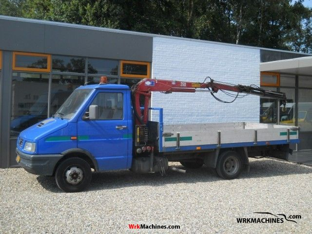 1994 IVECO Daily I 40-10 Van or truck up to 7.5t Stake body photo
