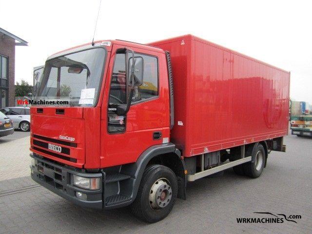 1999 IVECO EuroCargo 130 E 18 Truck over 7.5t Box photo