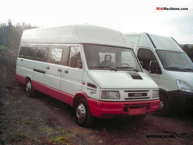 1996 IVECO Daily I 35-10 Coach Clubbus photo