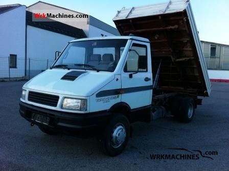 1994 IVECO Daily I 59-12 Van or truck up to 7.5t Tipper photo
